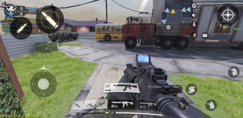 Screenshot Call of Duty Mobile2