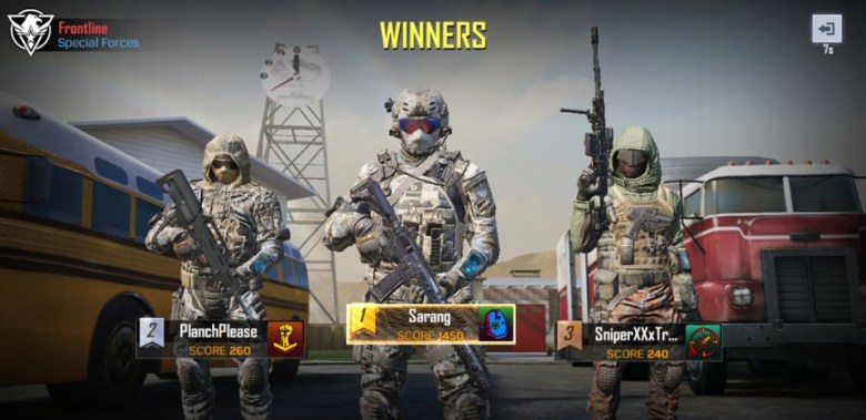 Screenshot Call of Duty Mobile3