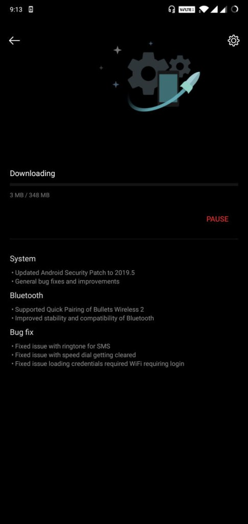 Latest Oxygen OS OTA update for OnePlus 6 and 6T