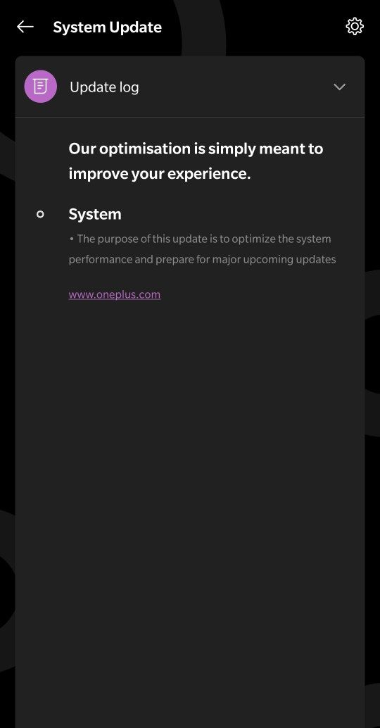 Pre Android 10 OTA update for OnePlus 6 and 6T