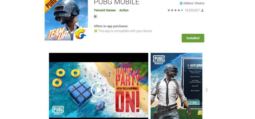Download PUBG Mobile APK Stable and Beta
