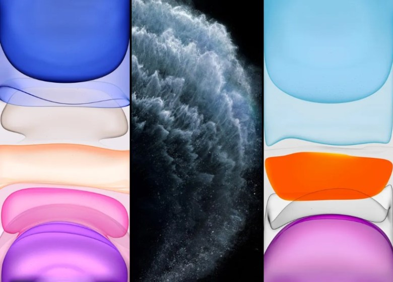 Download the new iPhone 11 and iPhone 11 Pro wallpapers