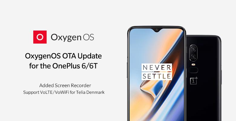 latest oneplus 6 update download-min