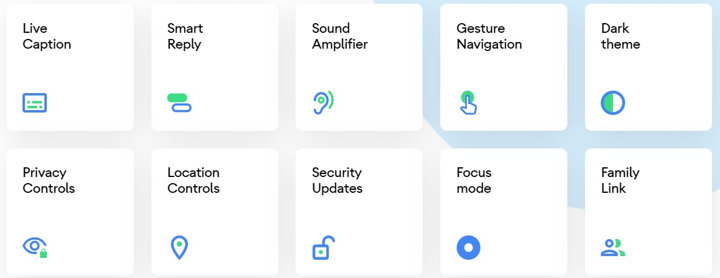 Android 10 features and highlights
