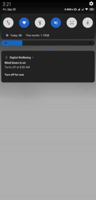 Poco F1 MIUI 10.3.8.0 ota update screenshot 3