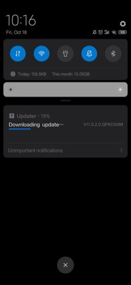 Android 10 MIUI 11 stable ROM for Redmi K20 Pro screenshot (3)