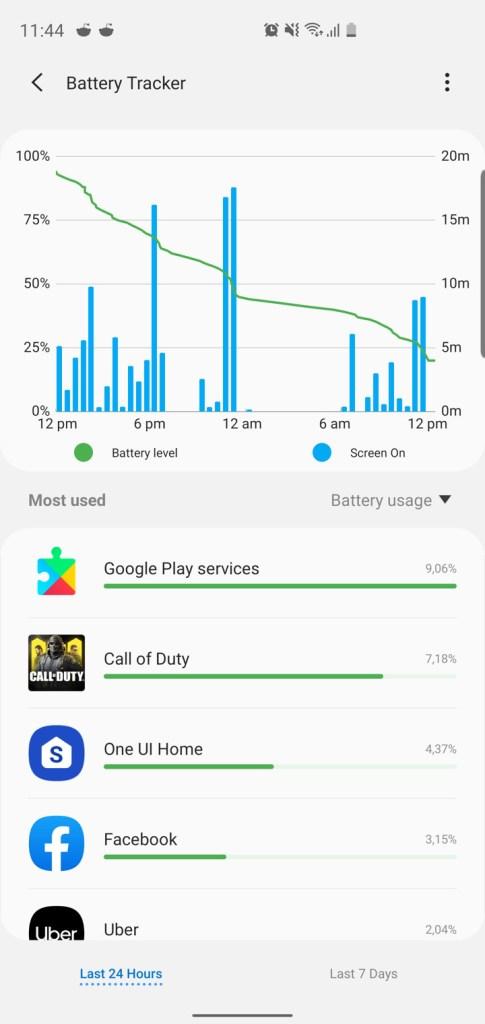 Samsung Galaxy Labs screenshots 1