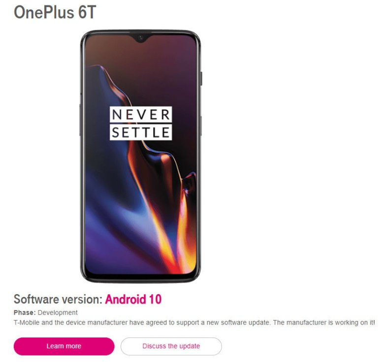 t-mobile-oneplus-6t-android-10