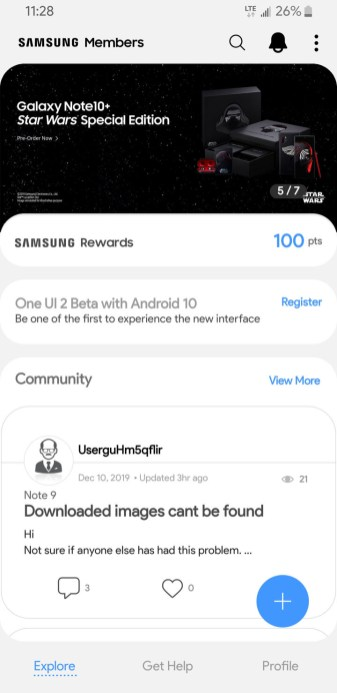 One UI 2.0 beta program begins in USA for Snapdragon S9 and Note 9 Android 10 update