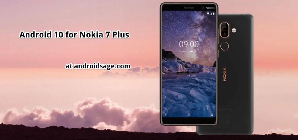 Download Android 10 OTA update for Nokia 7 Plus