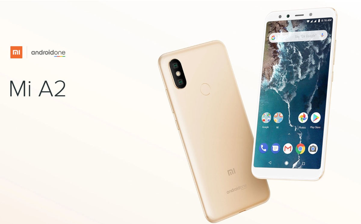 Download Xiaomi Mi A2 official Android 10 OTA Update