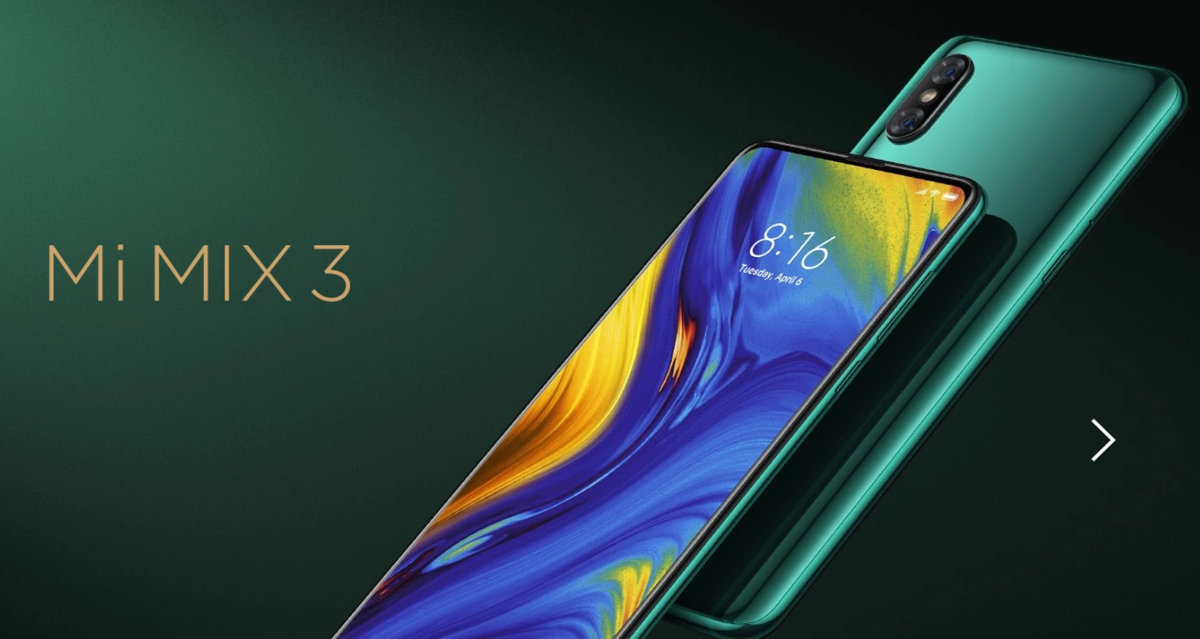Download Android 10 update for Xiaomi Mi Mix 3 based on MIUI 11