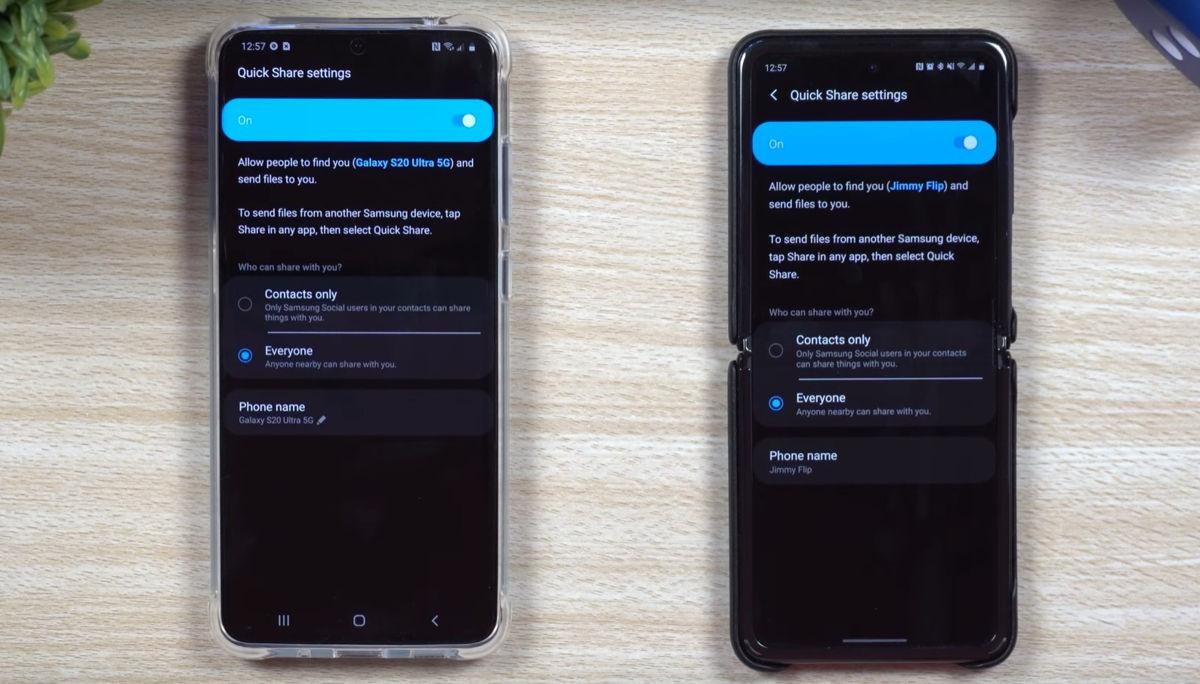 Download Samsung Quick Share APK