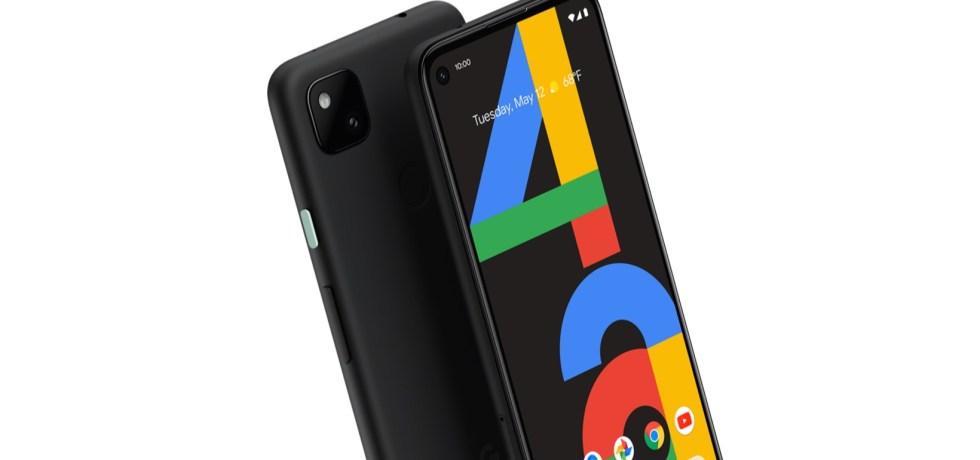 Google Pixel 4a wallpapers