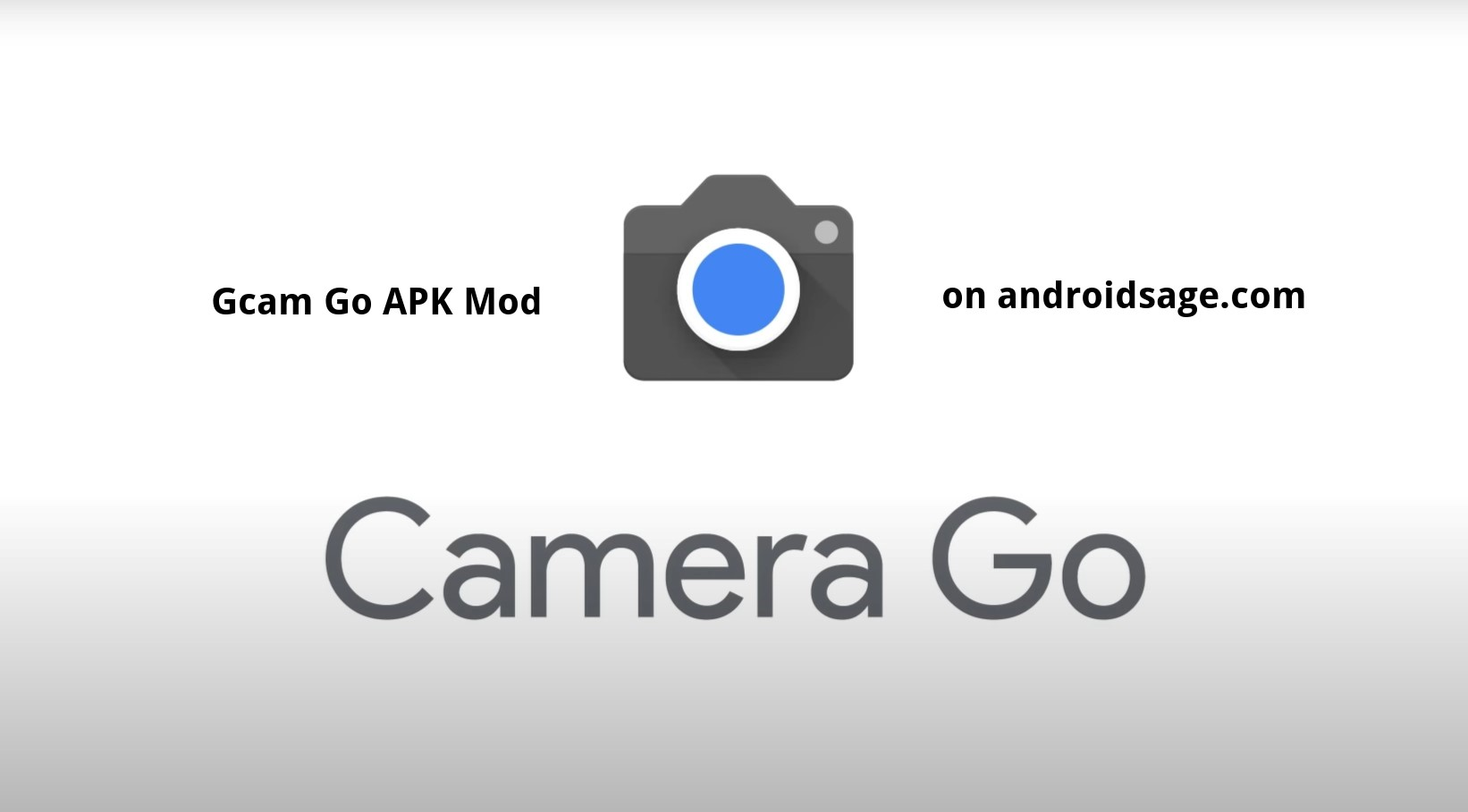 Download Google Camera Go APK Mod with HDR feature on Gcam Go APK Mod