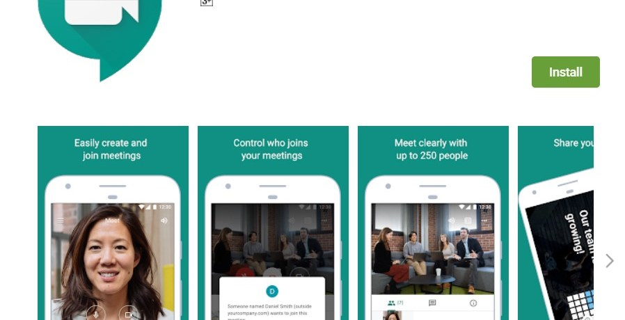 Google Meet - Apps on Google Play