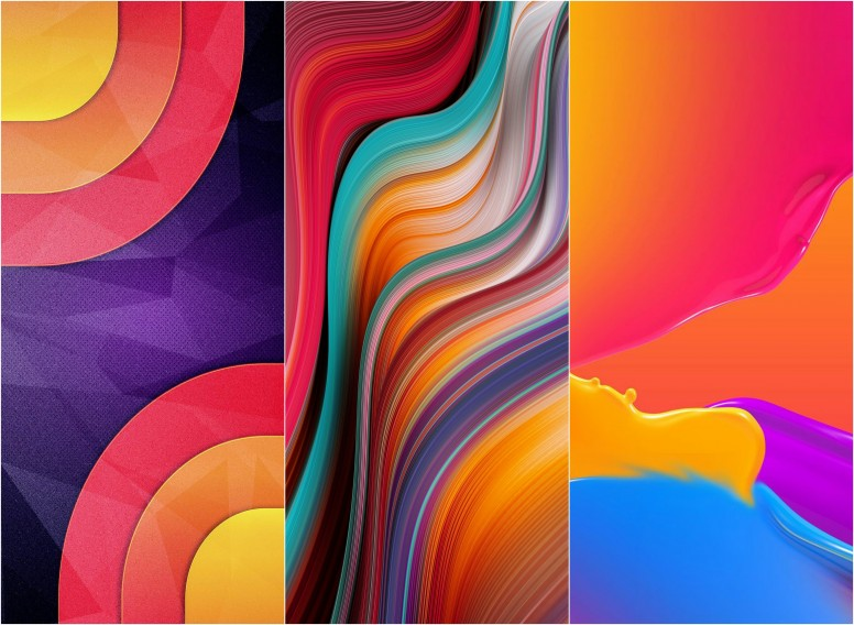 MIUI 12 wallpapers download at androidsage