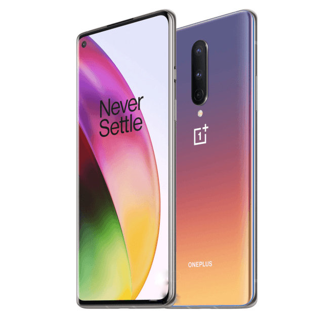 OnePlus 8 Pro color pink