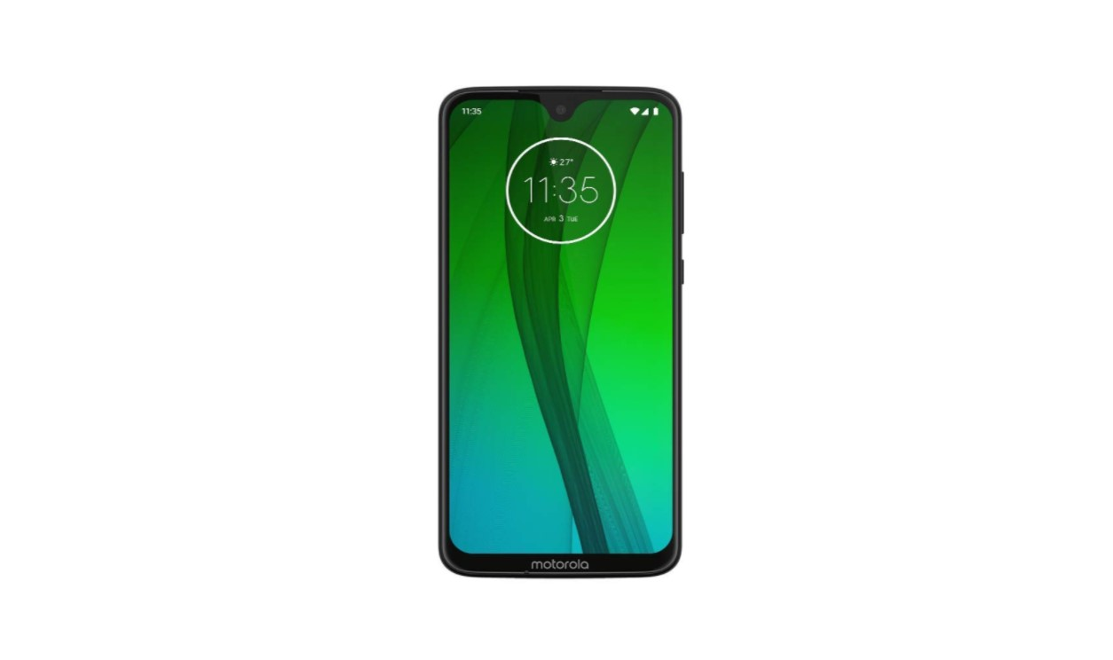 Moto G7 series Android 10 update