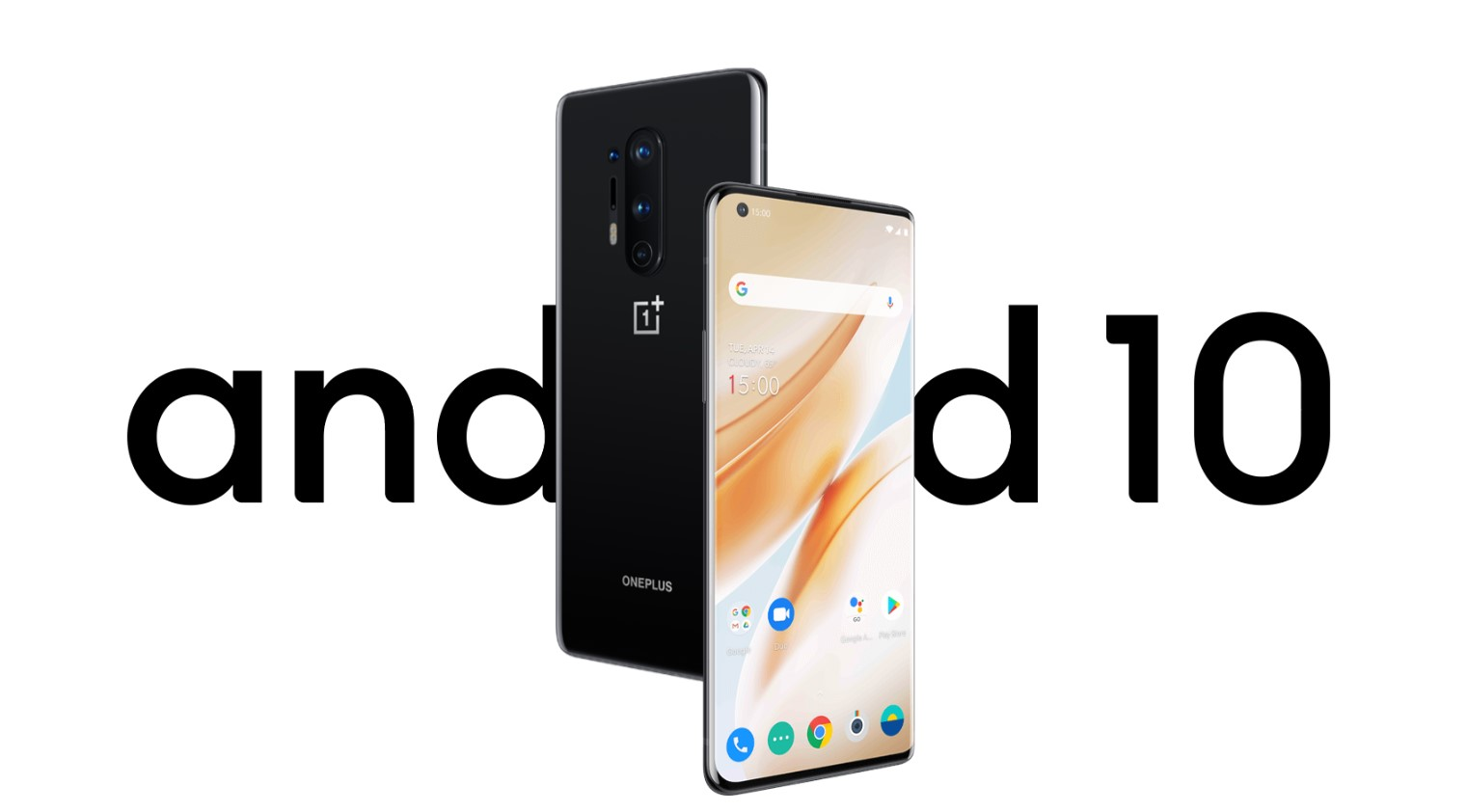 OnePlus OxygenOS 10 Android 10