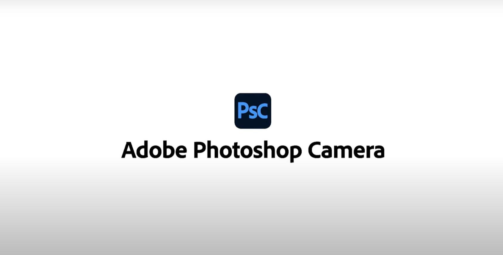 Adobe Photoshop Camera APK download