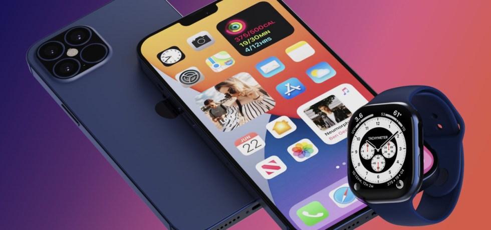 Apple iPhone 12 leaks