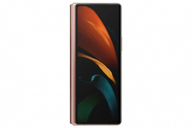 Samsung Galaxy Z Fold 2 images front