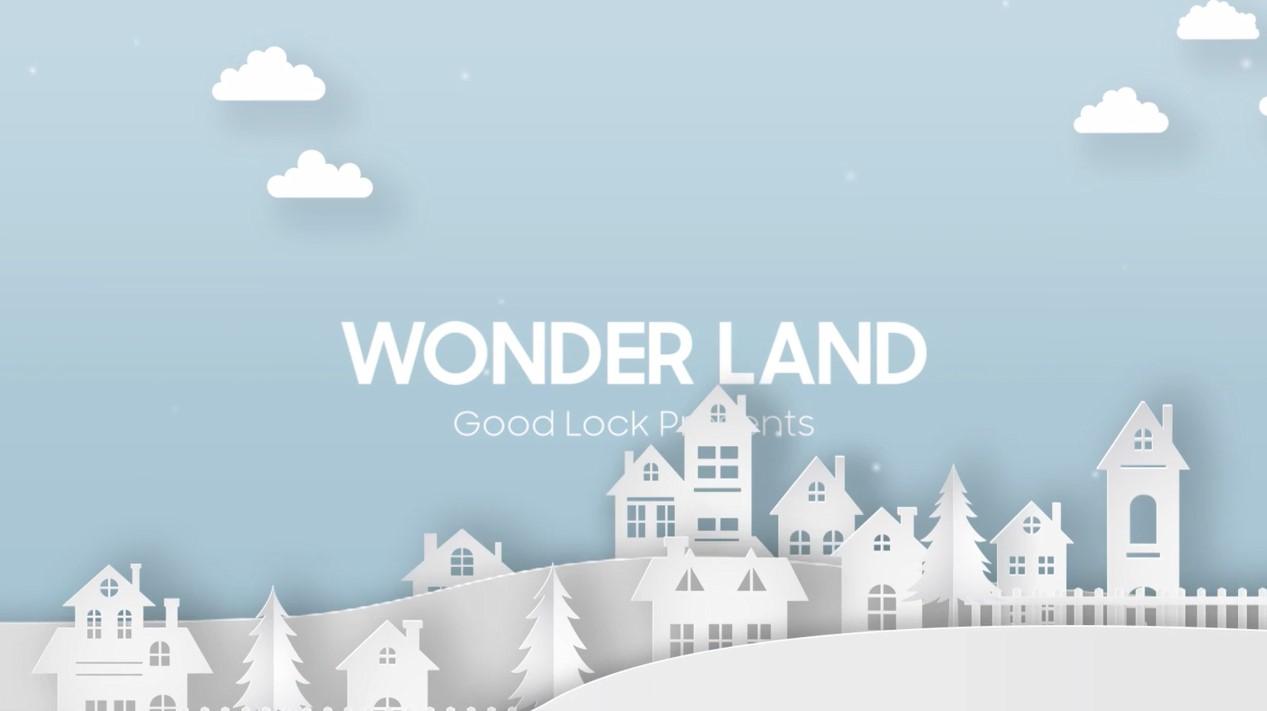 Wonder Land Good Lock Plugin