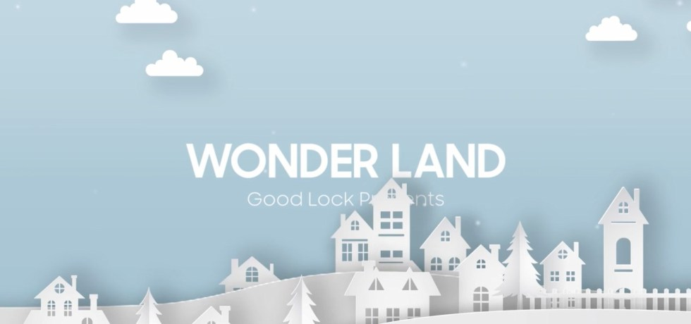 Wonder Land Good Lock Plugin