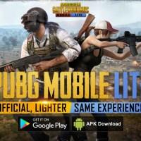 PUBG MOBILE LITE APK download