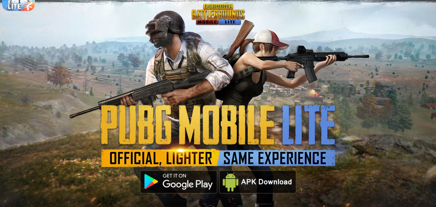 Download PUBG MOBILE LITE 0.20.0 APK + OBB