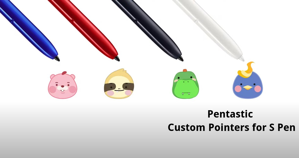Pentastic Custom Pointers for S Pen download and install