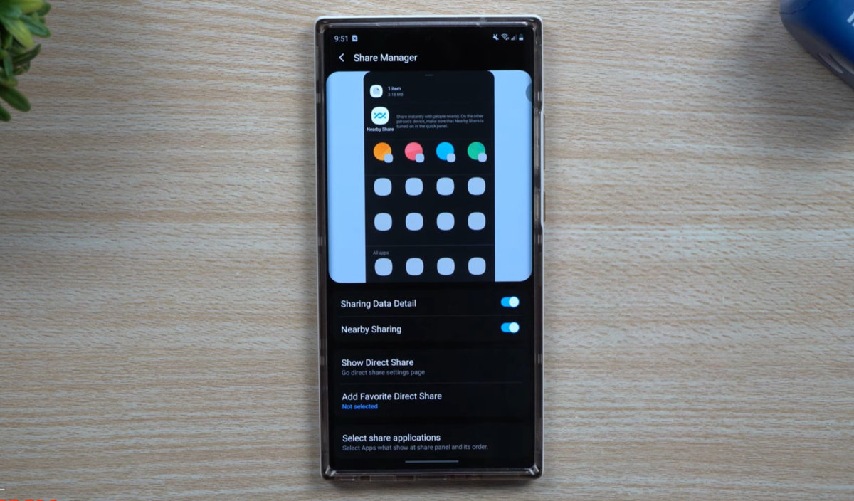 Share Manager APK download - Good Lock 2021 Update