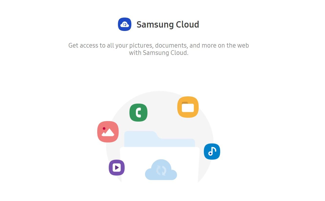 Samsung Cloud shuts down