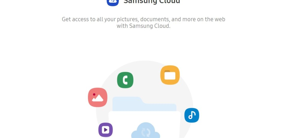 Samsung Cloud shuts down
