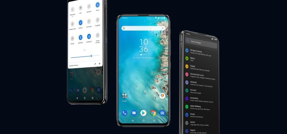 Asus ZenFone 6 android 11 ota