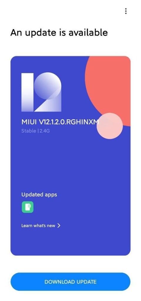 Poco X2 Android 11 (1)