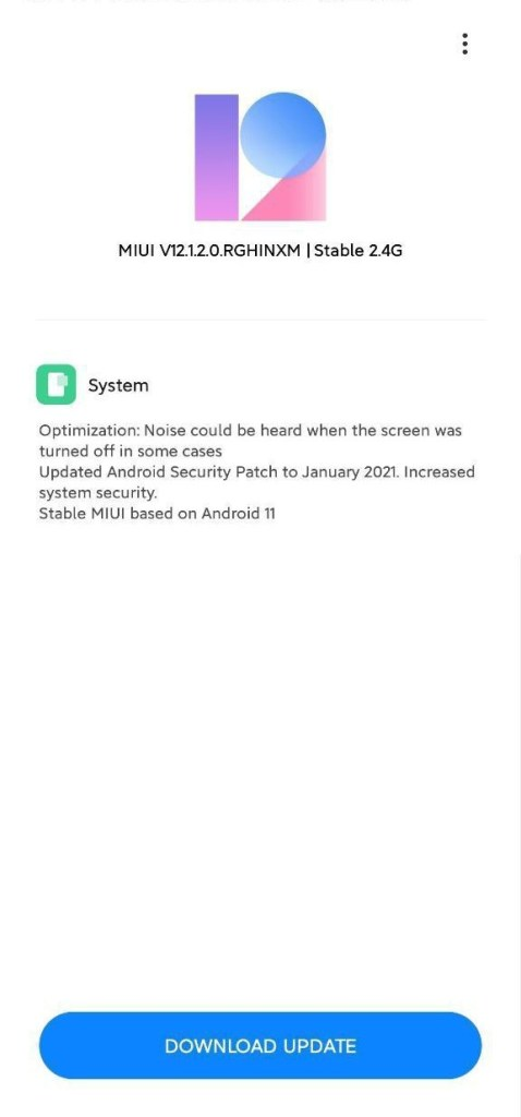 Poco X2 Android 11 (2)