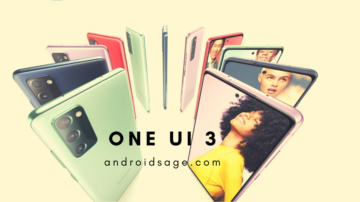 one ui 3 for s20 fe 5g
