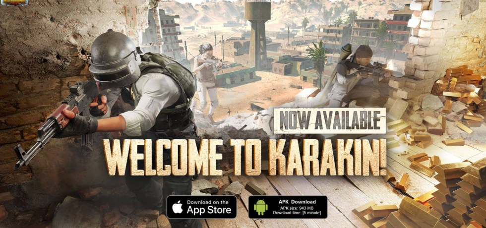 PUBG MOBILE KARAKIN APK Download