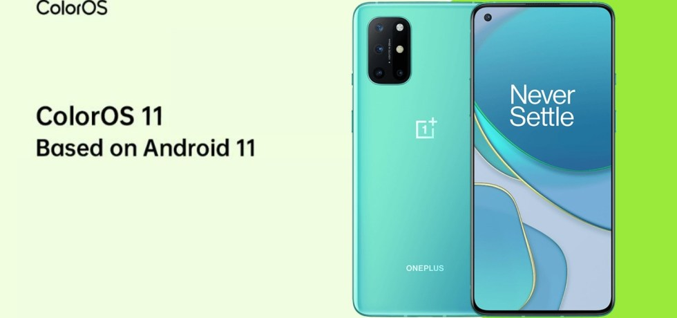 Color OS 11 for OnePlus 8 8 Pro and 8T