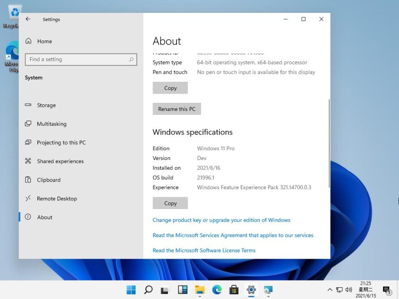 Windows 11 about build number androidsage.com (2)