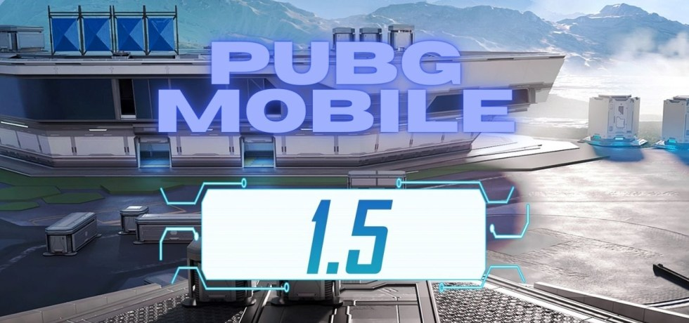 PUBG MOBILE 1.5.0 APK Download