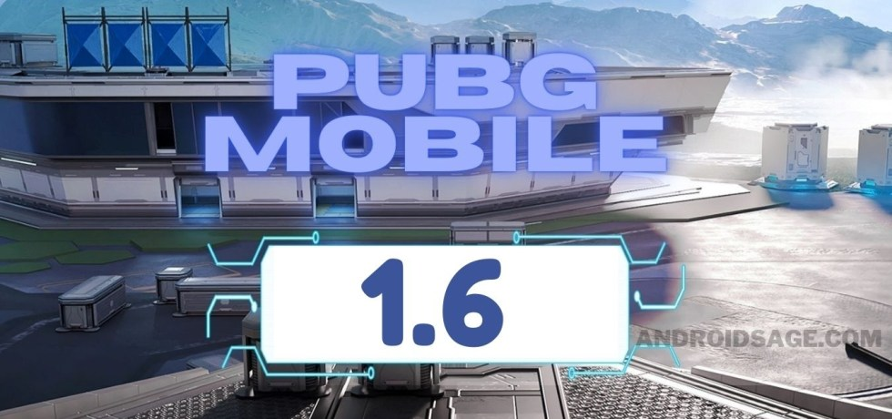 PUBG MOBILE 1.6 Beta APK Download