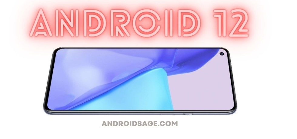 Android 12 for OnePlus 9 and 9 Pro Download