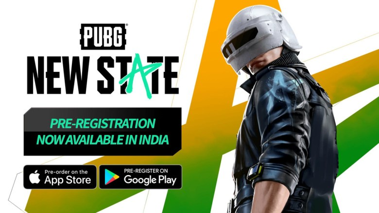 PUBG NEW STATE India Pre-registration APK Download