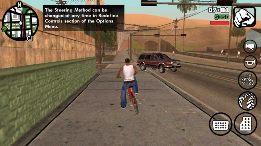 Grand Theft Auto  San Andreas Review   Brings Console Like Gaming to     GTA SA  2