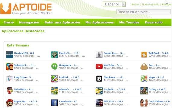 alternativas la tienda de aplicaciones de android play store 2 Alternativas a la tienda de aplicaciones de Android Play Store