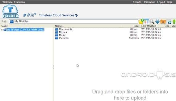 1tb de almacenamiento en la nube gratis con tfolder 1 1TB de almacenamiento en la nube gratis con TFolder