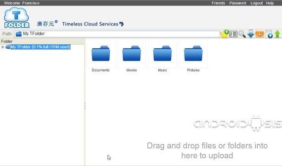 1tb de almacenamiento en la nube gratis con tfolder 2 1TB de almacenamiento en la nube gratis con TFolder